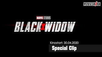 "Special-Clip zu ""BLACK WIDOW"" - Kinostart: 30.04.2020"