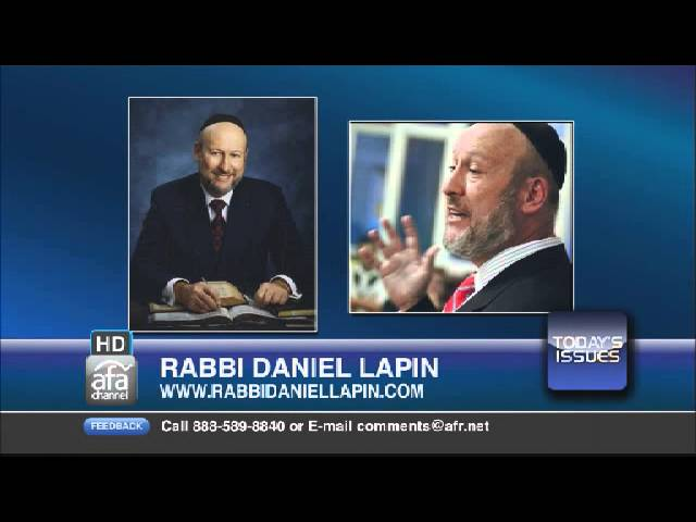 Rabbi Daniel Lapin gives Biblical reasons for not retiring.