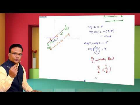 Complex numbers | Algebra | Geometry | JEE Maths video lectures by G Tewani | g Tewani | Cengage