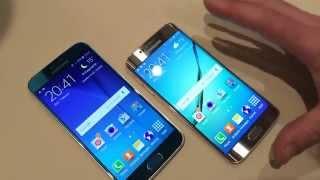 MWC 2015: Samsung Galaxy S6 a S6 Edge