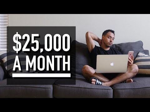 Make $25,000 a month with videos - How to get video clients