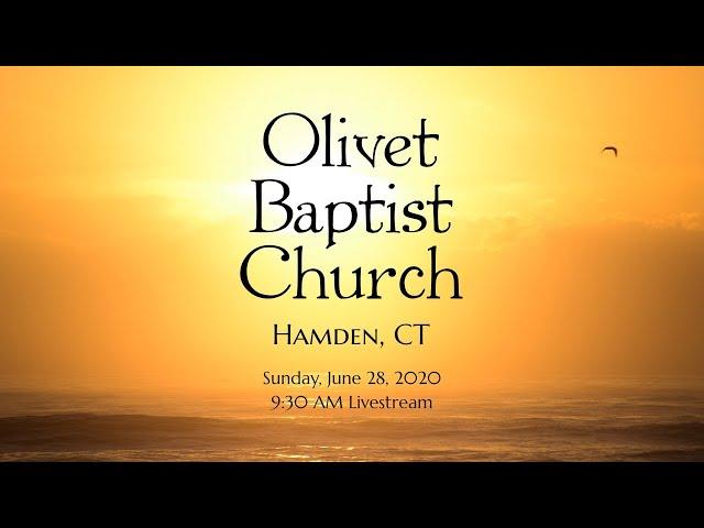 Olivet Baptist Church Sunday Morning Livestream