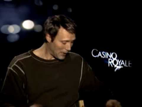 MADS MIKKELSEN (CASINO ROYALE) Canadian Interview