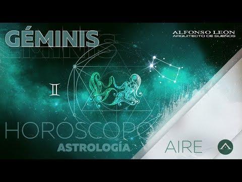 GÉMINIS - HORÓSCOPO SEMANAL - 8 AL 14 DE MAYO - ALFONSO LEÓN ARQUITECTO DE SUEÑOS