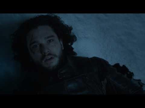 JON SNOW'S -- Death And Resurrection