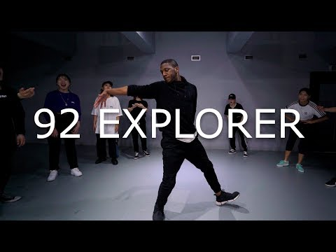 Post Malone - 92 Explorer | ANTHONY choreography | Prepix Dance Studio