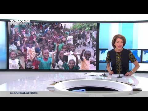 TV5MONDE, le journal Afrique 31 07 2015 00h40