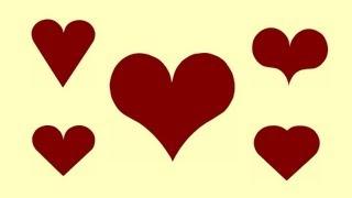 Wie Zeichnet Man Ein Herz Mit Zirkel How Draw Heart