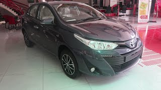 Toyota Yaris 2020   Yaris Ativ X 1.5L CVT   Detailed Review   Price, Specs & Features