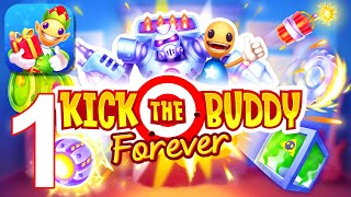 Kick the Buddy: Forever - Fun to Play With Buddy (iOS)