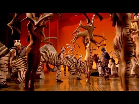 The Lion King The Musical Behind The Scenes Look