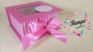 Diy Giftbox   Hardboard Crafts   Handmade Gift Ideas   Cute Giftbox