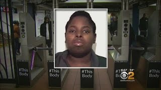 CBS2 Exclusive: Woman Attacks Mother, Daughter In Subway Station