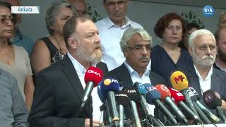 HDP Eş Başkanı Temelli: 'Yeni Bir Sivil Darbe Yapıldı'