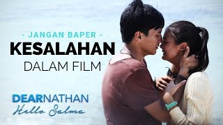 Gambar cover KESALAHAN DALAM FILM DEAR NATHAN HELLO SALMA #89