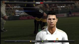 PES 2012- Cristiano Ronaldo NEW BOOTS-Mercurial Vapor Superfly CR7 III Thumbnail