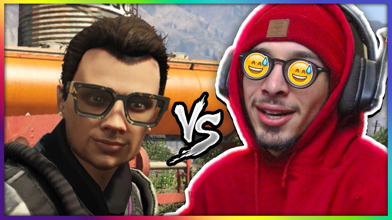 NikaTMG vs ბოტები! | GTA 5 Survival