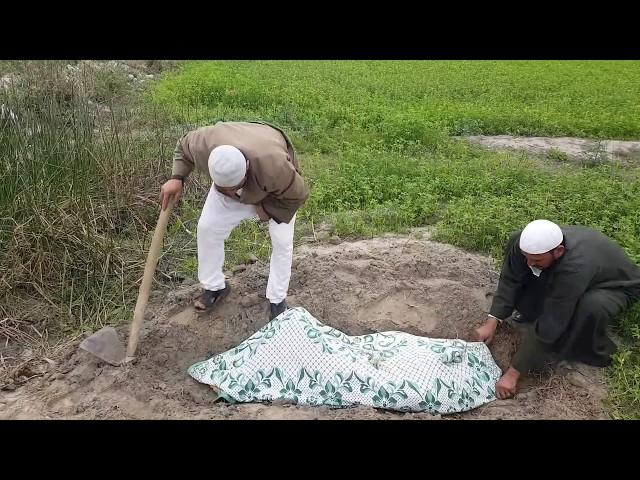 الحاج مسعود دفن زموط وهو حى/ لن تصدق السبب /لا انصحك بدخول/جدبد 2019