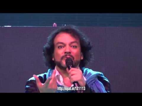 Филипп Киркоров о Лопатине / Концерт Ярославль 12.11.2012