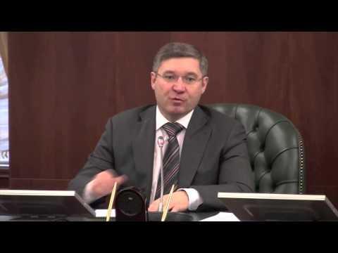 Владимир Якушев о поддержке банковской системы