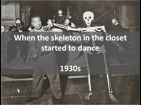 Louis Armstrong & Jimmy Dorsey   When the skeleton in the closet started to dance (1930s)