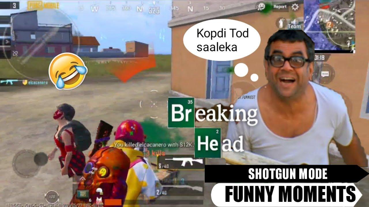Download PUBG MOBILE FUNNY MOMENTS WITH SUBZERO 😂🤣 | ARCADE SHOTGUN GAMEPLAY #1