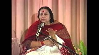 Shri Mataji Nirmala Devi- Guided Self Realization