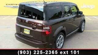 2008 Honda Element - Sulphur Springs Dodge - Sulphur Spring