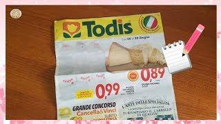Volantino Todis #4 || Dal 20 al 30 Giugno || Una Fetta Di Paradiso