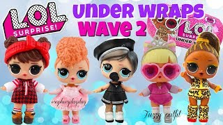 LOL Surprise Under Wraps Wave 2 Unboxing and Weight Hacks, Did We Have a Complete Set?
