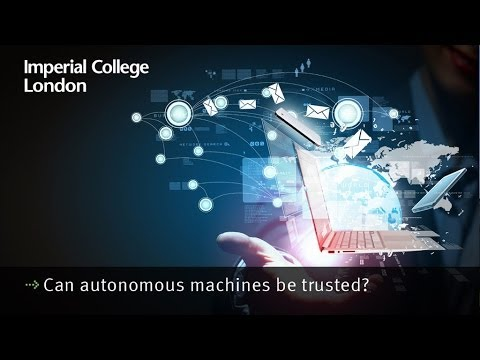 Can autonomous machines be trusted?
