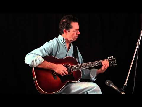Lichty Guitar Demo - Mahogany OM