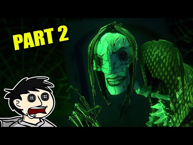 Steve Reviews: Coraline (Part 2 of 2)