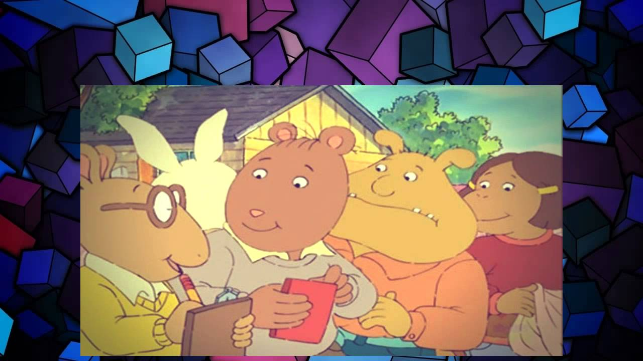 Download Arthur Season 5 Episode 4 - The World Record - The Cave