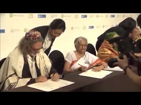 ONE WORLD CHURCH - World's Religions Sign Agreement To UNITE UNCONDITIONALLY