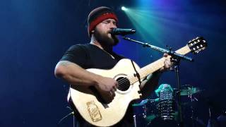 Highway 20 Ride Zac Brown, with new guitar