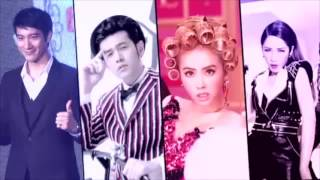 Highest Earning Taiwanese Singers - News Cut - 2013, 2014, 2015 [ENG SUB]