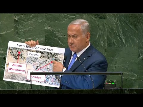 🇮🇱 Israel - Prime Minister Addresses General Debate, 73rd Session