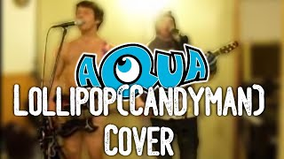 Aqua-candy man cover