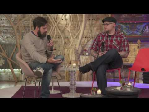 Comedy & Consciousness | Duncan Trussell, Chris Grosso, Lama Surya Das at ABC Deepak Homebase