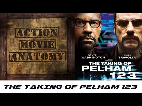The Taking Of Pelham 123 (Denzel Washington) Review | Action Movie Anatomy w/ Guilty Movie Pleasures