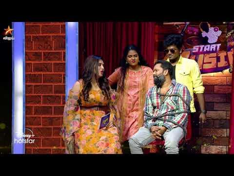 Start Music Cook With Comali Team | Baba Baskar | 25th April 2021