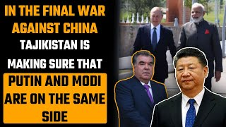 Tajikistan is bringing India and Russia together against China