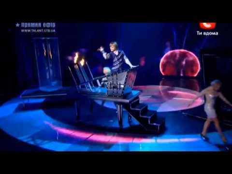 Украина мае талант 3   Финал   08 Виталий Лузкарь