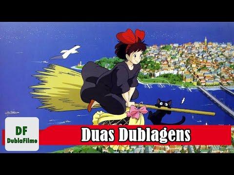 Serviço de Entregas da Kiki - Duas Dublagens Double SoundVox Mundi