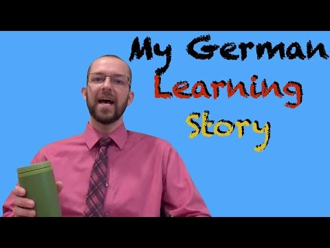 My German Learning Story: How & Why I Learned German - German Learning Tips #8 - Deutsch lernen