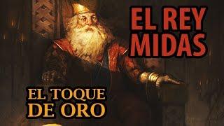 ¿Quien Fue EL Rey Midas? / DoQmentales De Historia / Mitología Griega