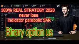 parabolic sar pentru opțiuni binare