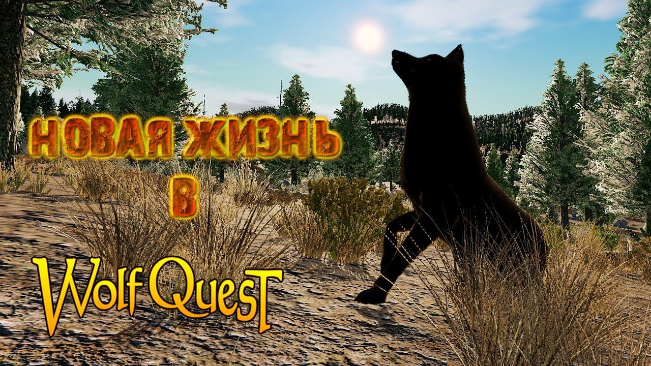 Новая жизнь/WolfQuest 3: Anniversary Edition