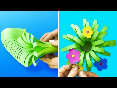 17 STUNNING DIY FLOWERS YOU CAN CREATE IN 2 MINUTES